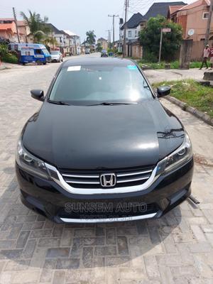 Honda Accord 2014 Black   Cars for sale in Lagos State, Lekki