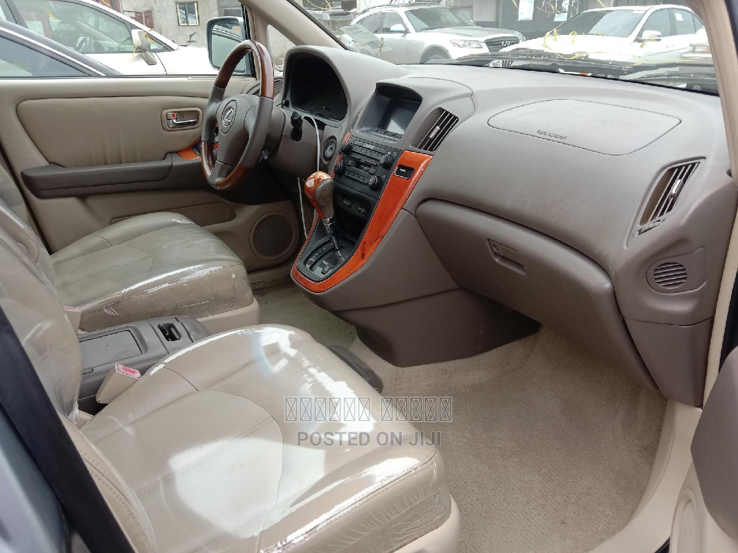 Lexus RX 2003 300 4WD Blue | Cars for sale in Apapa, Lagos State, Nigeria