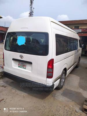 Toyota Hiace Bus 2014 Model(Hummer Bus) | Buses & Microbuses for sale in Lagos State, Surulere