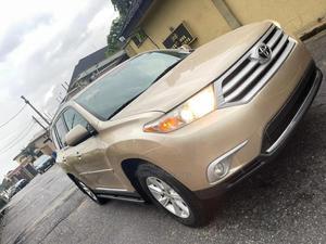 Toyota Highlander 2011 SE Gold | Cars for sale in Lagos State, Ikeja