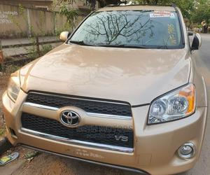 Toyota RAV4 2010 2.5 Limited Gold | Cars for sale in Lagos State, Ikeja