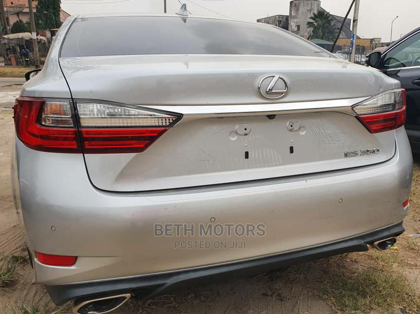 Lexus ES 2016 350 FWD Silver   Cars for sale in Eko Atlantic, Lagos State, Nigeria