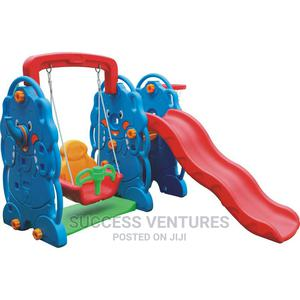 3 in 1 Swing, Slide and Basketball. | Toys for sale in Lagos State, Lagos Island (Eko)