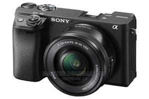 Sony A6400 With Lens (16 – 50mm) | Photo & Video Cameras for sale in Lagos State, Ikeja