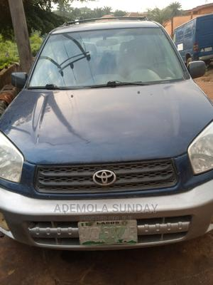 Toyota RAV4 2003 Automatic Blue   Cars for sale in Oyo State, Ibadan