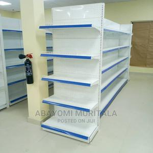 Strong Super Market Shelf   Furniture for sale in Lagos State, Ojo