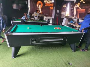 8ft British Marble and Coin Snooker Board | Sports Equipment for sale in Lagos State, Ikeja