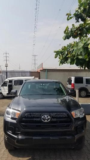 Toyota Tacoma 2017 Black | Cars for sale in Lagos State, Lekki