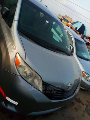 Toyota Sienna 2016 Silver   Cars for sale in Lagos State, Surulere