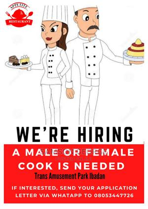 Kitchen Assistant Needed   Restaurant & Bar Jobs for sale in Oyo State, Ibadan