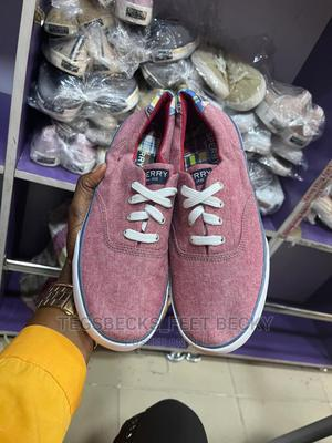Pink Sneakers From Uk | Children's Shoes for sale in Lagos State, Lagos Island (Eko)