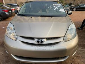 Toyota Sienna 2006 LE AWD Gold | Cars for sale in Lagos State, Ikeja