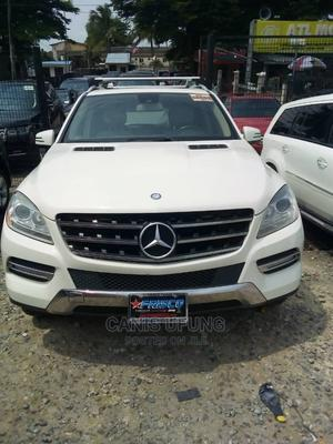 Mercedes-Benz M Class 2012 White   Cars for sale in Lagos State, Ajah