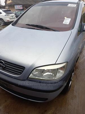 Opel Zafira 2001 Silver   Cars for sale in Oyo State, Ibadan