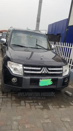 Mitsubishi Pajero 2009 Black | Cars for sale in Lagos State, Lekki