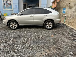 Lexus RX 2008 350 Silver | Cars for sale in Oyo State, Ibadan