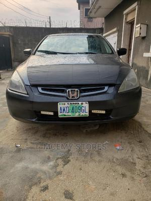 Honda Accord 2004 2.4 Type S Automatic Gray | Cars for sale in Lagos State, Yaba