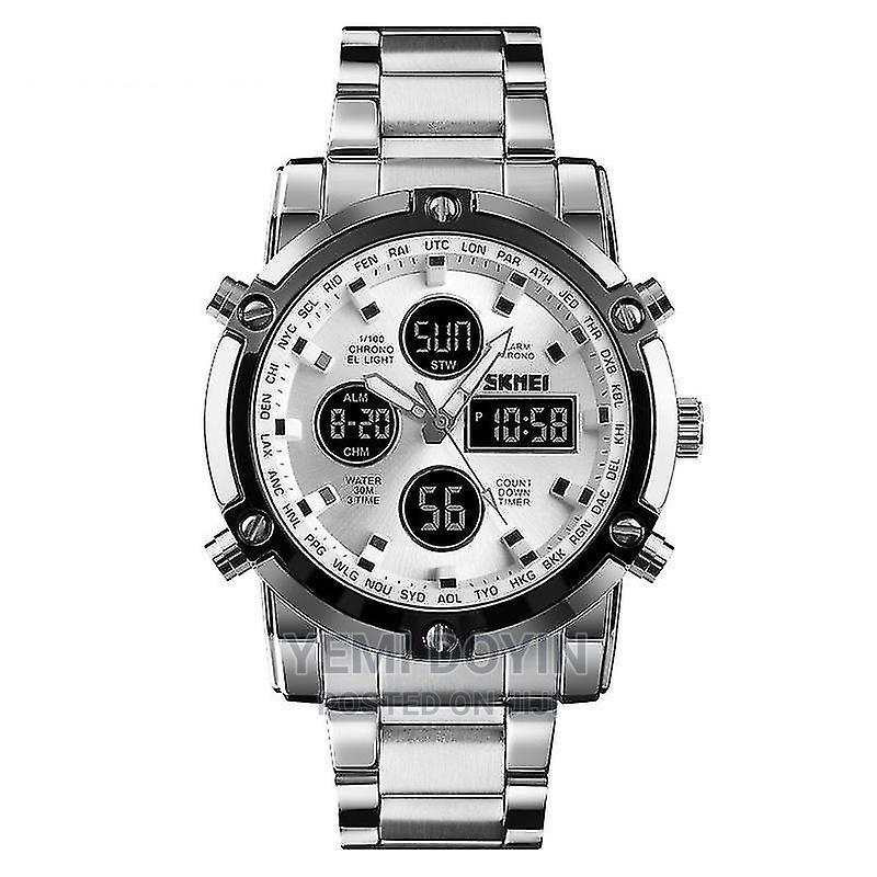 Archive: Skmei Wristwatch