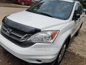 Honda CR-V 2010 EX 4dr SUV (2.4L 4cyl 5A) White | Cars for sale in Lagos State, Amuwo-Odofin