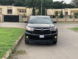 Toyota Highlander 2015 Black   Cars for sale in Abuja (FCT) State, Wuse 2