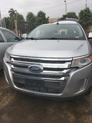 Ford Edge 2011 Silver | Cars for sale in Lagos State, Ogba