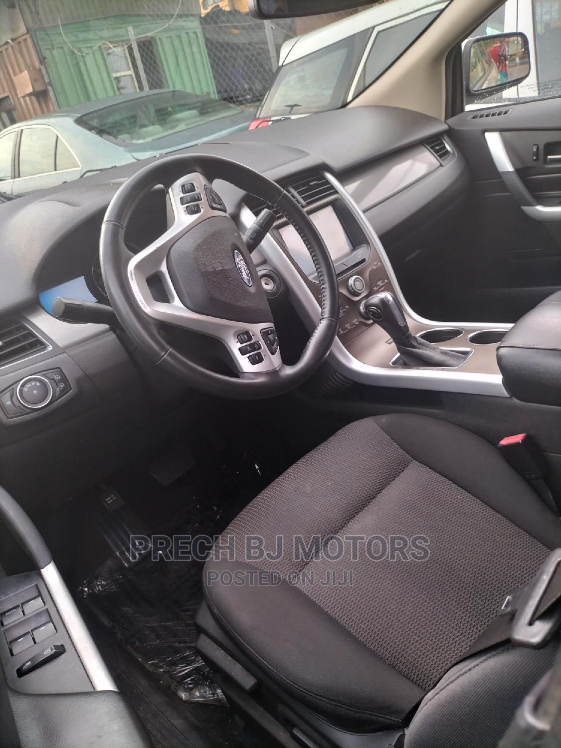 Ford Edge 2011 Silver | Cars for sale in Ogba, Lagos State, Nigeria