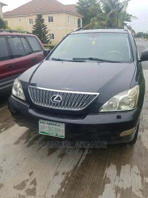 Lexus RX 2007 350 XE 4x4 Black | Cars for sale in Lagos State, Ojodu