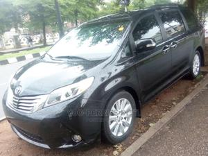 Toyota Sienna 2017 Black | Cars for sale in Abuja (FCT) State, Apo District