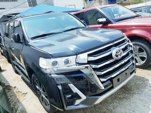 Toyota Land Cruiser 2012 Black | Cars for sale in Lagos State, Ikeja
