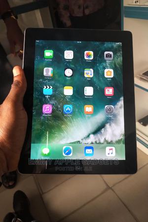 Apple iPad 4 Wi-Fi 16 GB Silver | Tablets for sale in Lagos State, Ikeja
