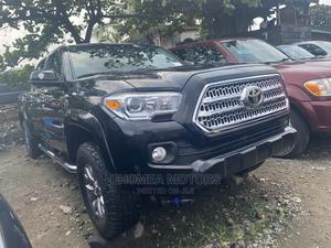 Toyota Tacoma 2017 Black | Cars for sale in Lagos State, Apapa