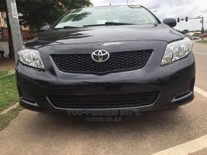 Toyota Corolla 2010 Black   Cars for sale in Abuja (FCT) State, Wuse 2