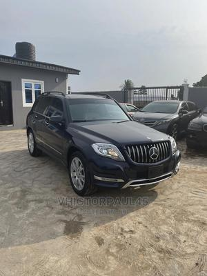 Mercedes-Benz GLK-Class 2013 Blue | Cars for sale in Lagos State, Ikeja