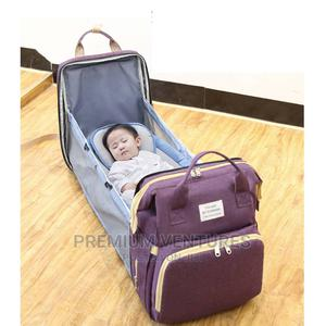 Baby Crib And Diaper Bag | Baby & Child Care for sale in Lagos State, Lagos Island (Eko)