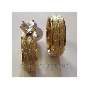 Wedding /Engagement Rings Gold | Wedding Wear & Accessories for sale in Lagos State, Surulere
