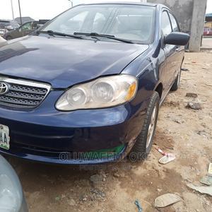 Toyota Corolla 2005 LE Blue   Cars for sale in Lagos State, Ikotun/Igando