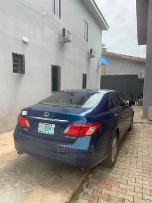 Lexus ES 2008 350 Blue   Cars for sale in Lagos State, Ikeja