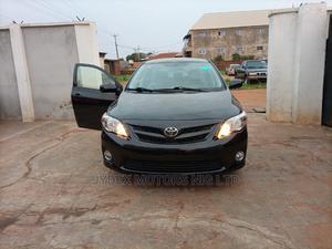 Toyota Corolla 2012 Black | Cars for sale in Kwara State, Ilorin South