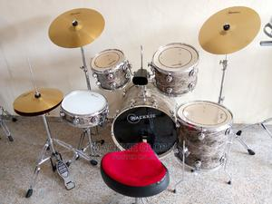 Mackkie Drum Set 5 Set Ma 4000 | Musical Instruments & Gear for sale in Lagos State, Ojo