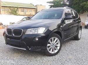 BMW X3 2012 xDrive28i Black | Cars for sale in Lagos State, Ogudu