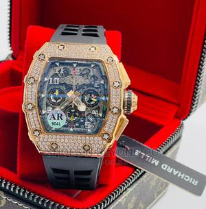 RICHARD Miles Stoned Luxury Authentic Wrist Watch for Bosses   Watches for sale in Lagos State, Lagos Island (Eko)