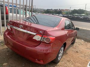 Toyota Corolla 2011 Red | Cars for sale in Lagos State, Ikeja