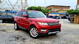 Land Rover Range Rover Sport 2015 Red | Cars for sale in Lagos State, Lekki