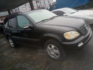 Mercedes-Benz M Class 2003 ML 350 Black   Cars for sale in Rivers State, Port-Harcourt
