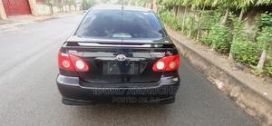 Toyota Corolla 2006 Black | Cars for sale in Abuja (FCT) State, Kubwa