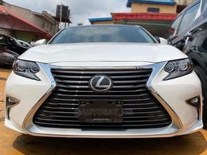 Lexus ES 2016 White | Cars for sale in Lagos State, Ikeja