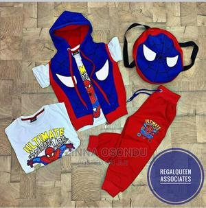 Spiderman Set Clothes for Boys | Children's Clothing for sale in Imo State, Owerri