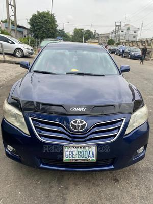 Toyota Camry 2008 2.4 SE Blue | Cars for sale in Lagos State, Ikeja