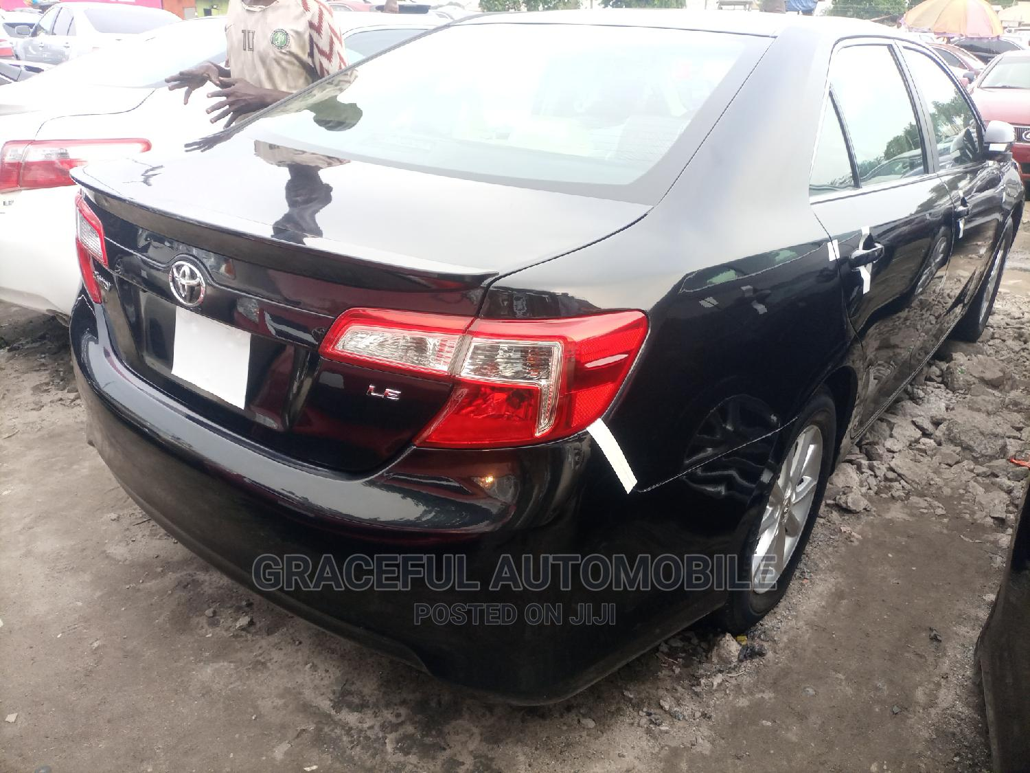 Toyota Camry 2012 Black   Cars for sale in Apapa, Lagos State, Nigeria