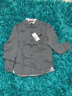 Long Sleeves Shirt | Children's Clothing for sale in Lagos State, Magodo